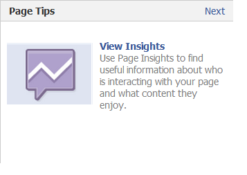 View Your Insights to help plan Social media Strategy