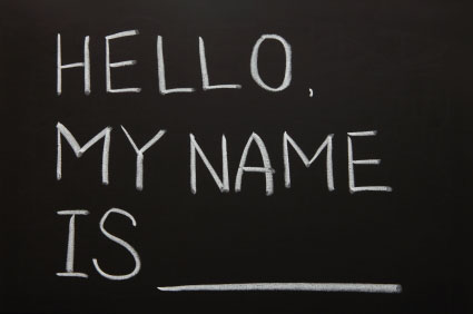 Using Names to Encourage Engagement
