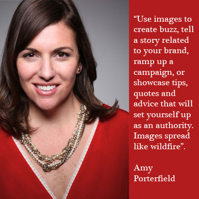 Visual Quote Amy Porterfield