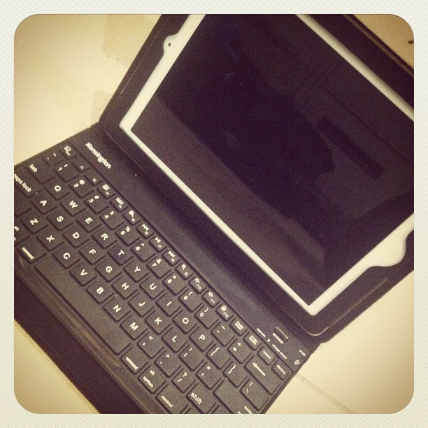 Kensington iPad Case and Keyboard