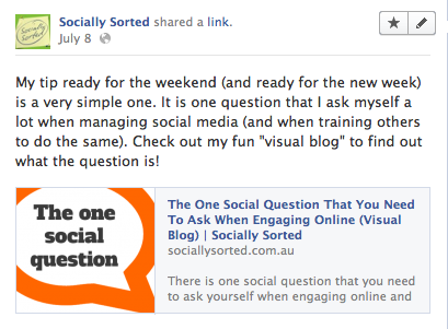 The One Social Question - Image