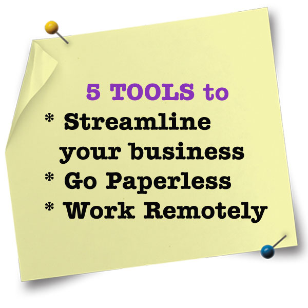 5 Tools to Streamline Your Business