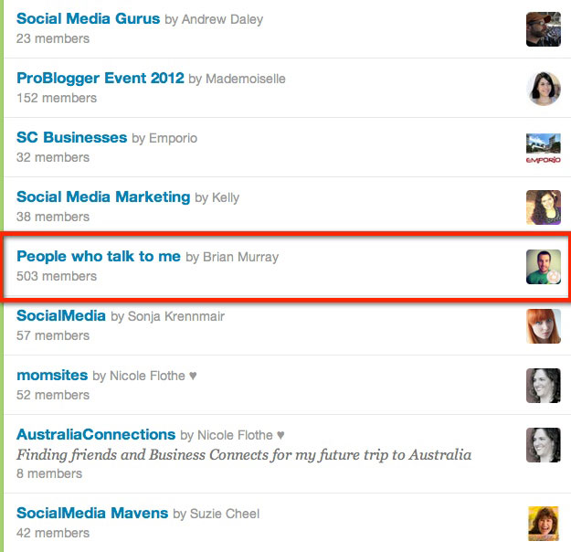 How to Follow the Most Important People on Twitter for your Business
