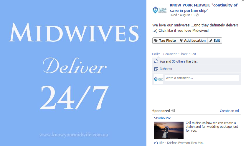 Midwives_Deliver_24_7___Facebook_Engagement___Socially_Sorted___Visual_Marketing_