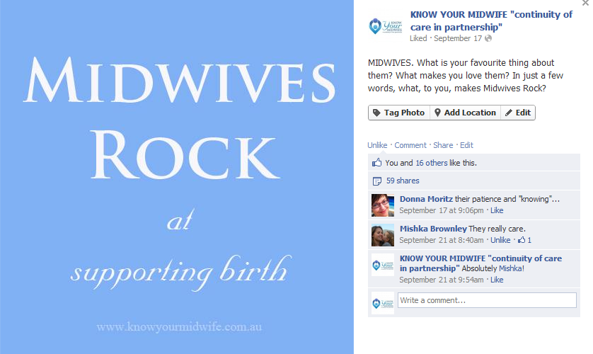 Midwives_Rock___Know_Your_Midwife___Facebook_Engagement___Socially_Sorted