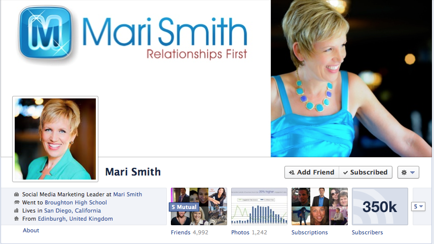 Mari Smith, Her 350K Subscribers, and what they Teach Us (by www.sociallysorted.com.au)