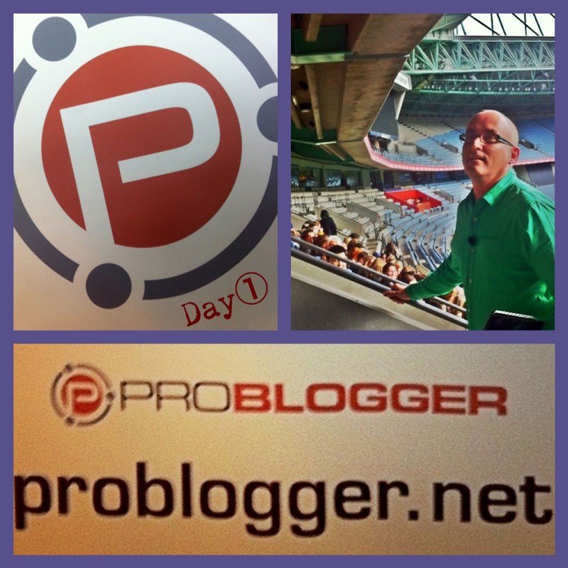 Problogger Training Event 2012 | Takeaways | Socially Sorted
