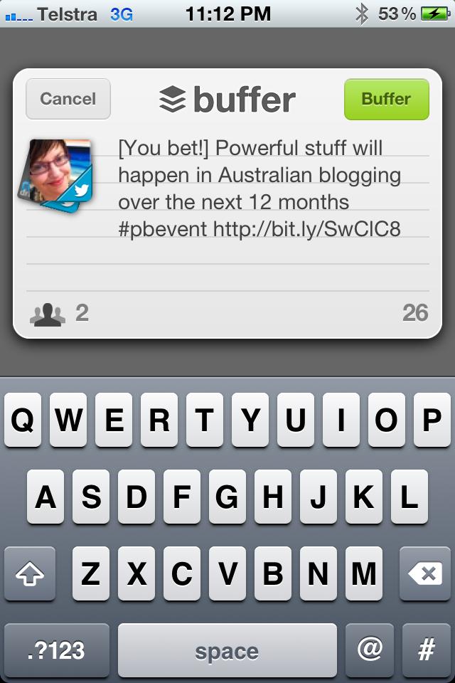 Feeddler | App | Buffer | Social Media | Socially Sorted | www.sociallysorted.com.au