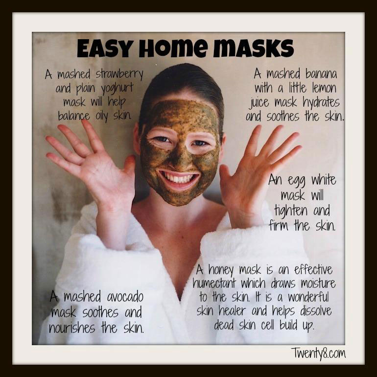 Twenty8 | Easy Home Masks www.twenty8.com