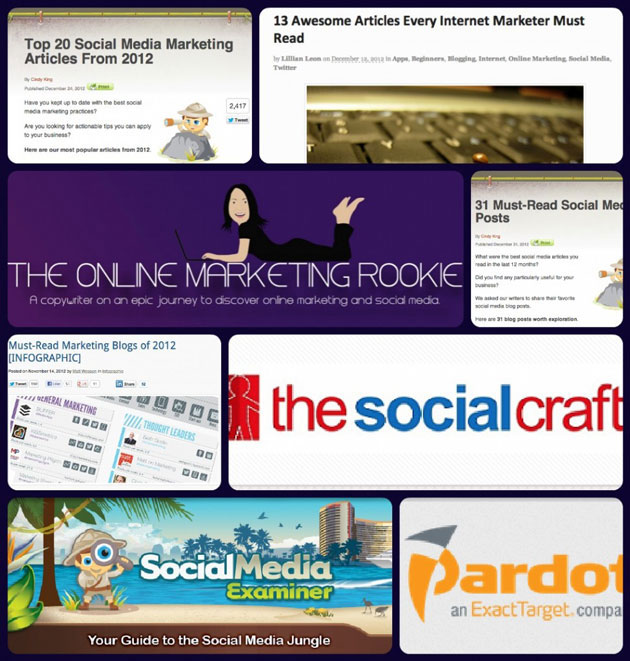 Must-Read Blog Posts | Socially Sorted