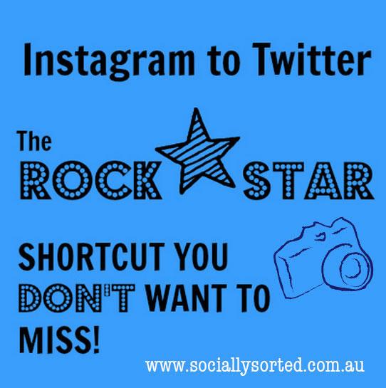 Instagram to Twitter Shortcut: Easily Tweet Instagram Photos
