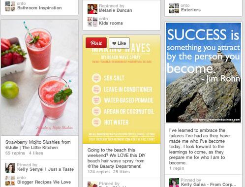 Pinterest Teaser Image example