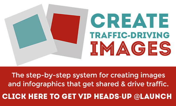 Create Traffic Driving Images Blog Footer (Socially Sorted)