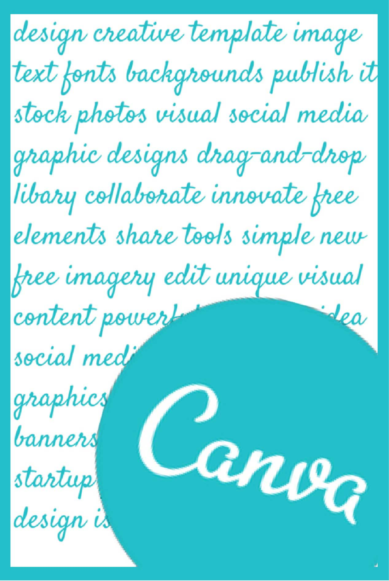 Canva Makes Image Creation Easy - New Design Tool for Visual Content www.sociallysorted.com.au