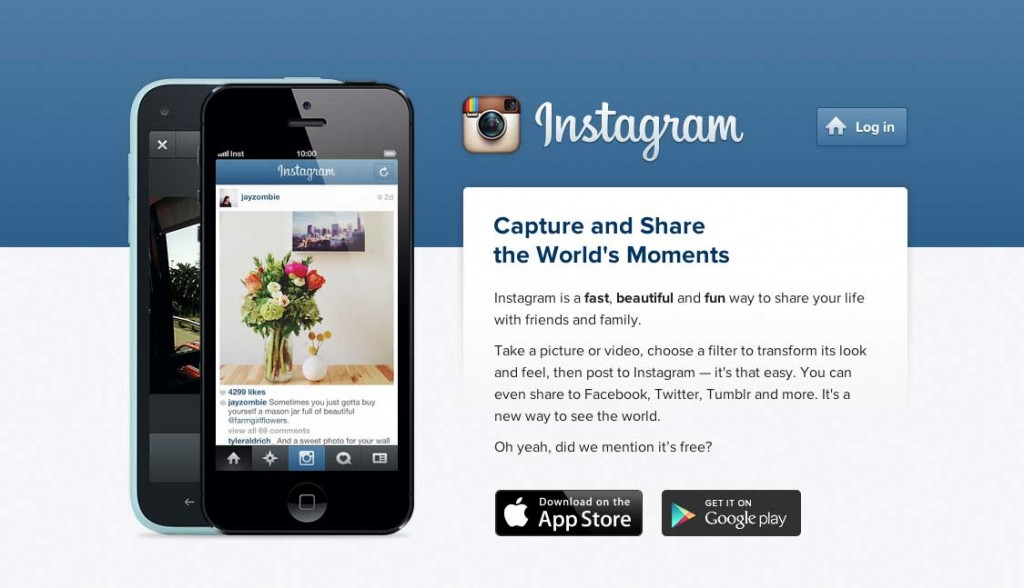 Instagram Description - Instagram for Business - 4 Words You Need to Know