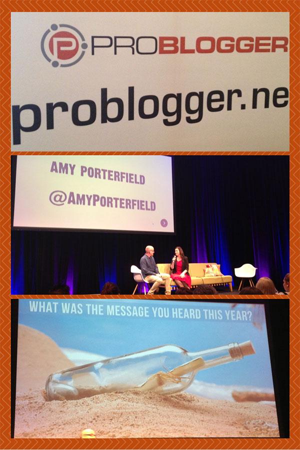 Problogger Top Tweets Day 1 #pbevent