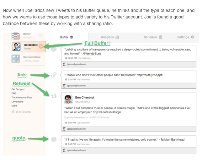 Take a screenshot. Add arrows/instructions/highlights - Boom! Shareable Image!