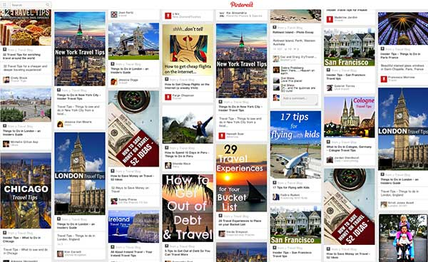Y Travel Blog Pinned Images