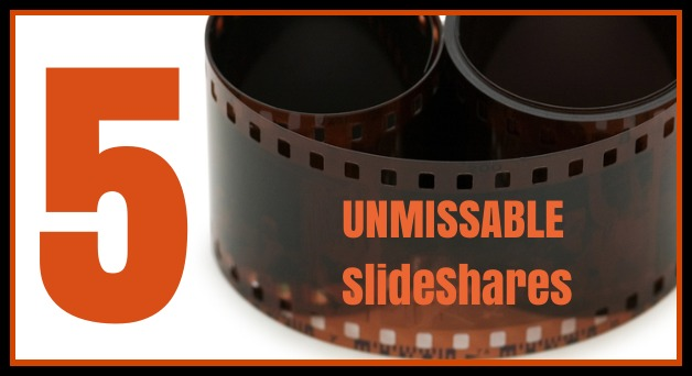 5 Slideshare Presentations Social Media