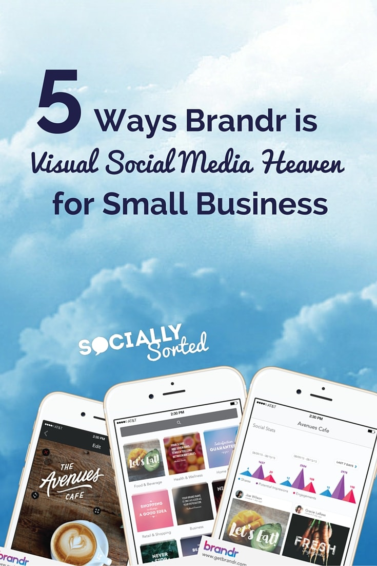 5 Ways Brandr is Visual Social Media Heaven