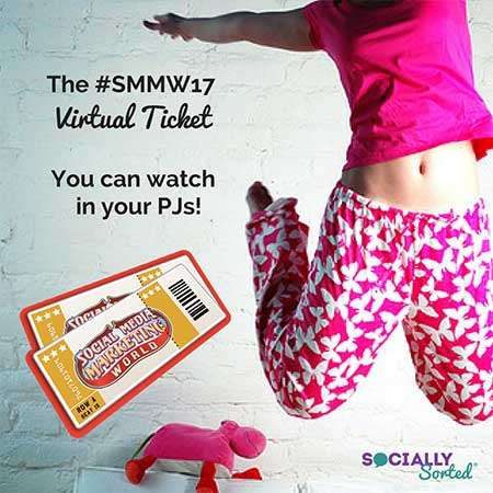 SMMW17 Virtual Ticket - Watch in your PJs