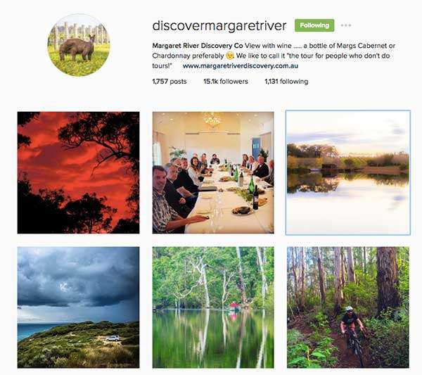 Margaret River Discovery Company