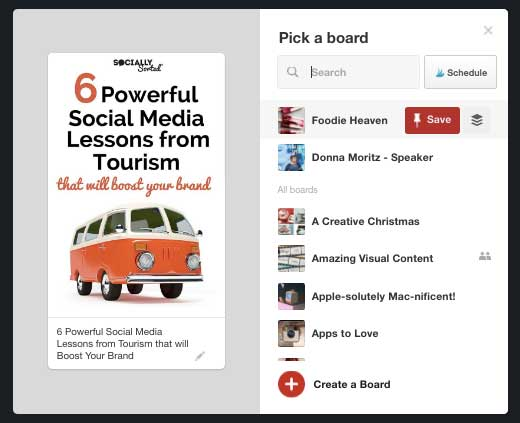 7 Ways to Effortlessly Drive More Blog Readers with Visuals - Pinterest Optimization with Social Warfare