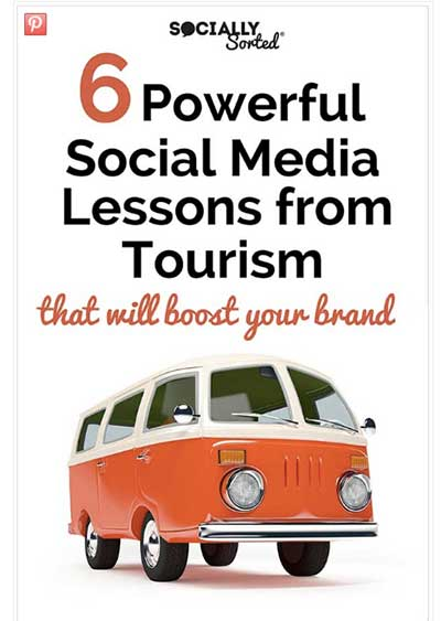 7 Ways to Effortlessly Drive More Blog Readers with Visuals - Example of a Pinterest Optimized Image