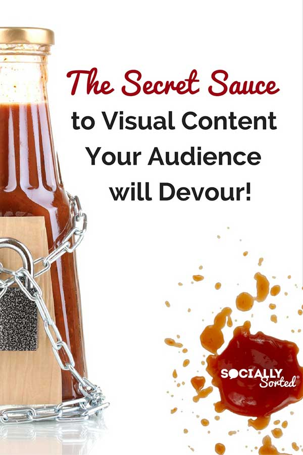 Learn the 5 Ingredients to Shareable Visual Content - Click to Read More!