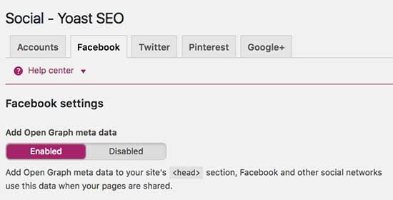 Use Yoast SEO to Set up RIch Pins on Pinterest