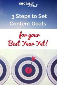 Your Best Year in 2017 – 3 Steps to Setting Content Goals + Free PDF Download with Tips from 30 Experts