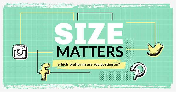 Size Matters - Will you use square, landscape or portrait size images? (click to see Infographic)