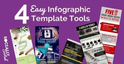 4 Easy Infographic Template Tools for Stunning Infographics