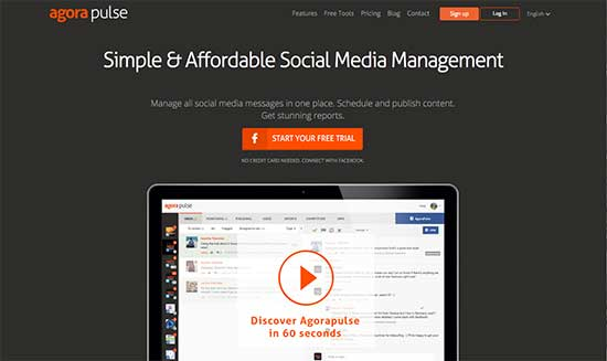 Agorapulse - 11 Top Social Media Management Tools for Business I Can't Live Without