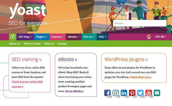 Yoast wordpress plugin - 11 Top Social Media Management Tools for Business I Can't Live Without