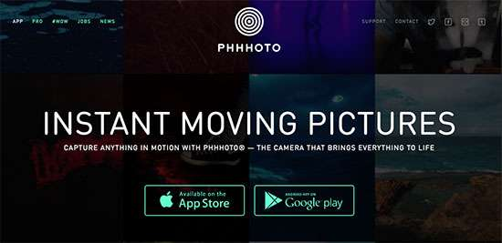 Phhhoto Gif Maker - How to Create Animated GIFs that Stand Out