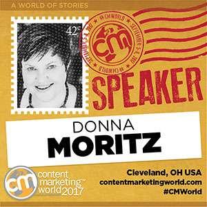CMW Speaker Donna Moritz