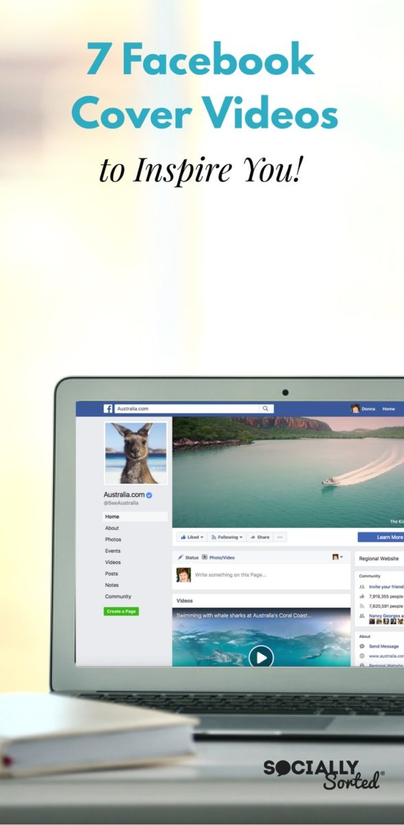 Inspiring Facebook Cover Videos (and how to create your own!)