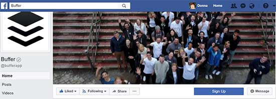 Buffer Facebook Cover Video - 7 Creative Facebook Cover Videos
