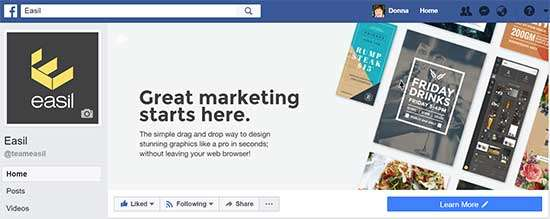 Creative Facebook Cover Videos To Inspire You  Socially Sorted