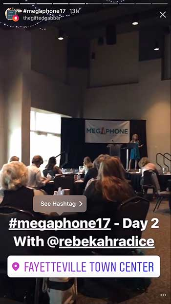 Hashtags on Instagram Stories - 7 Easy Ways To Improve Instagram Engagement with Visuals