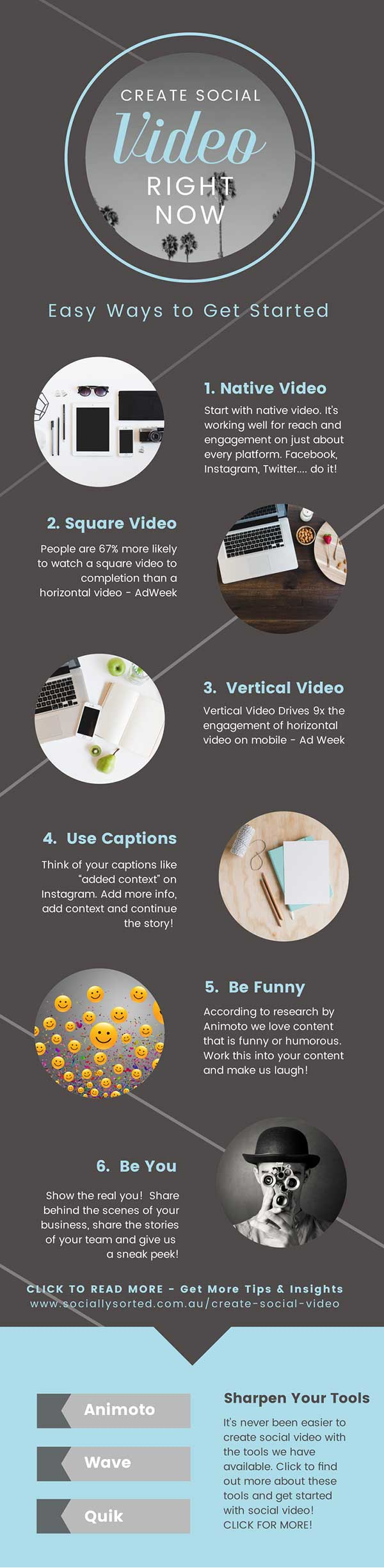 Easy Ways to Create Social Video
