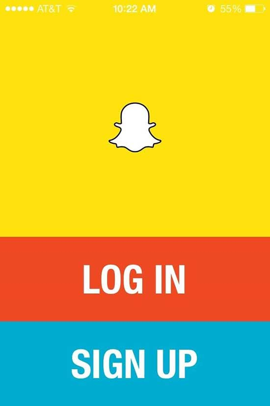 Register for a Snapchat Account - Snapchat Beginner's Guide: How to Get Started with Snapchat Marketing