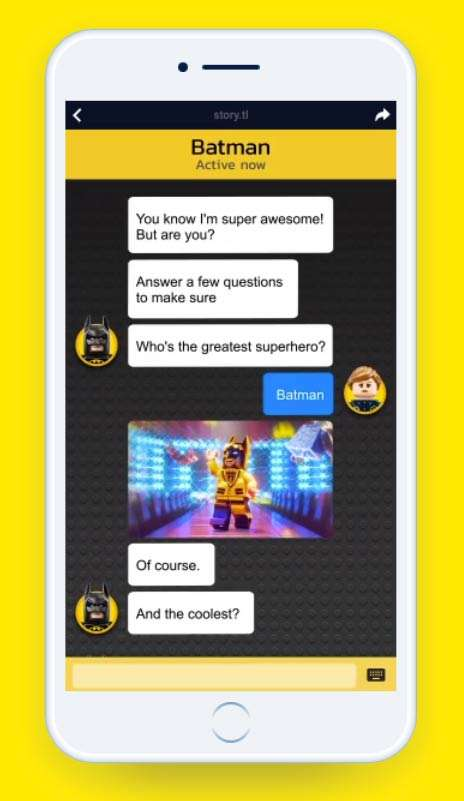Fastory Interactive Game for Instagram Stories
