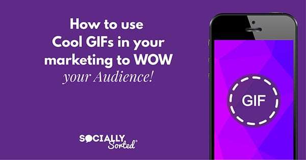 How to use Cool GIFs in Marketing to wow your audience [Infographic]