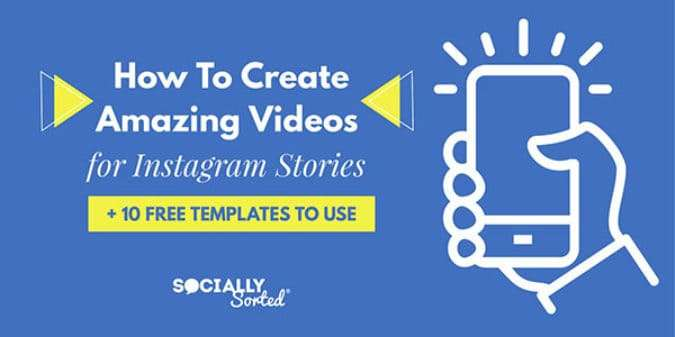 How To Create Amazing Videos For Instagram Stories 10 Free