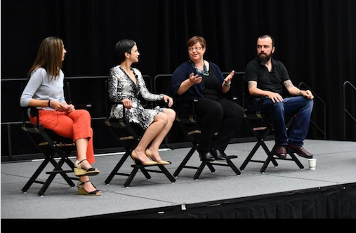 Panel Discussion at Content Marketing World
