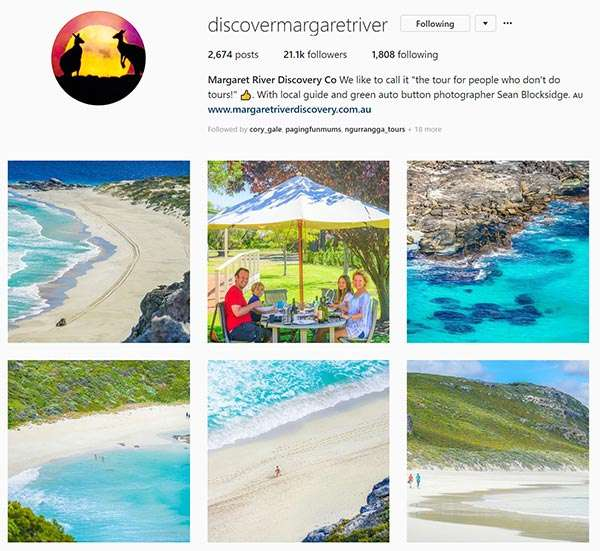 Discover Margaret River on Instagram
