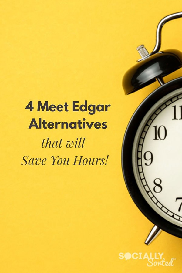 4 Meet Edgar Alternatives That Will Save You Hours of Social media Time