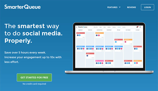 Smarterqueue- 4 Meet Edgar Alternatives That Will Save You Hours of Social media Time